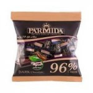 شکلات تلخ 96 درصد 320 گرمی پارمیدا