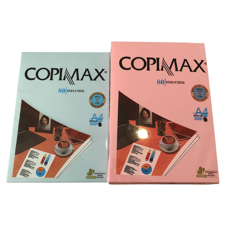 کاغذ رنگی A4 کپی مکس (COPIMAX)