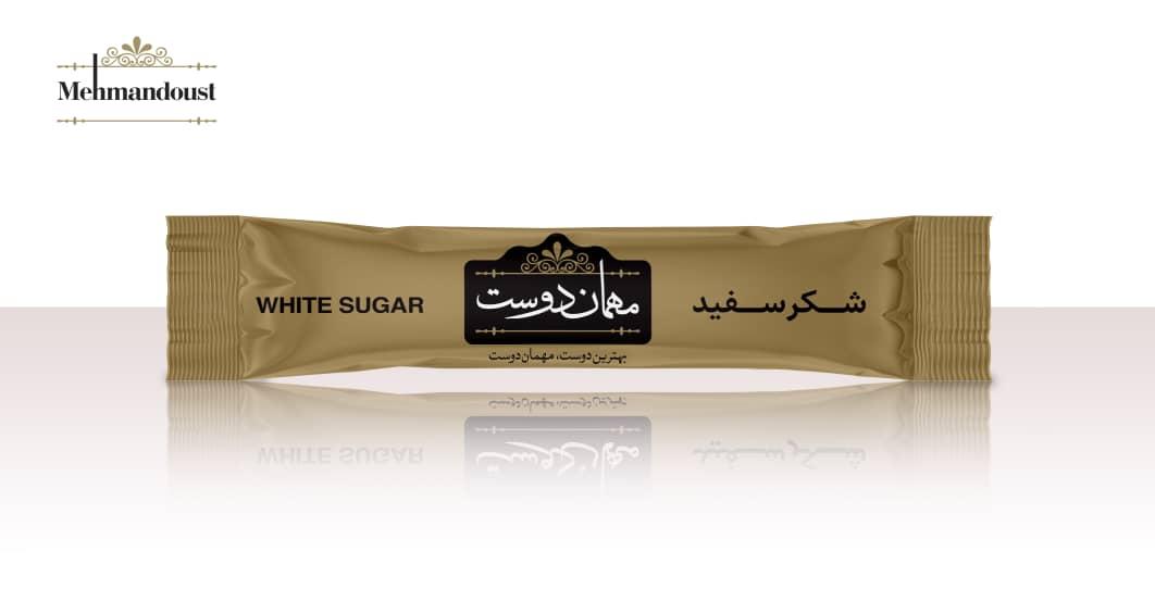 شکر سفید مهمان دوست