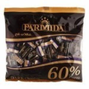 شکلات تلخ 60 درصد 330 گرمی پارمیدا